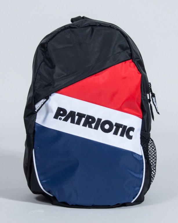 PATRIOTIC BACKPACK FUTURA BLACK-NAVY-RED