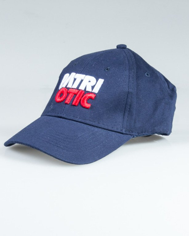 PATRIOTIC CAP BASEBALL NAVY
