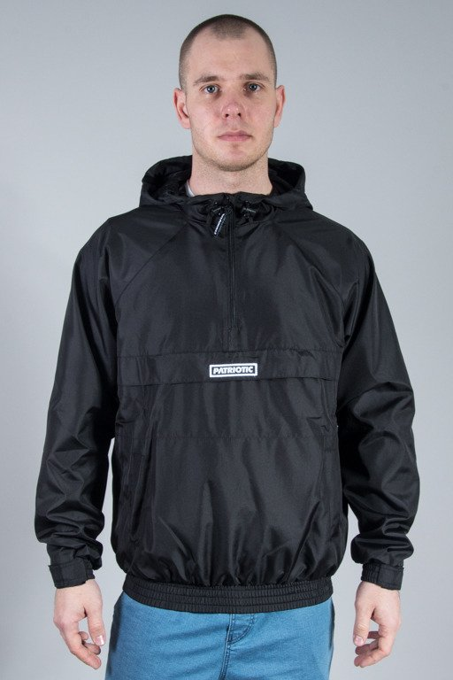 PATRIOTIC JACKET FUTURA PATH BLACK
