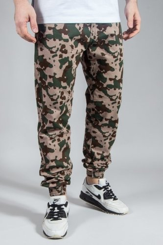 PATRIOTIC PANTS CHINO JOGGER CAMO