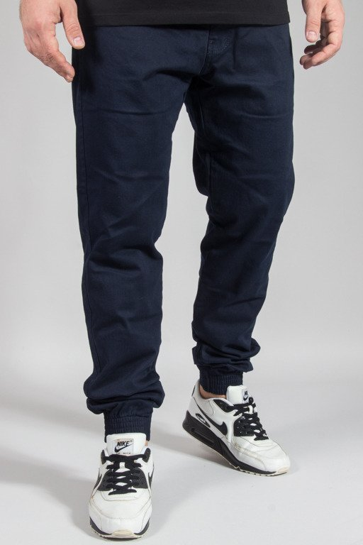PATRIOTIC PANTS CHINO JOGGER LAUR NAVY