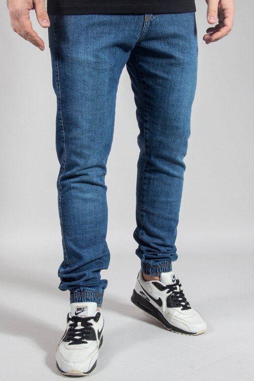 PATRIOTIC PANTS JEANS JOGGER REGULAR BLUE