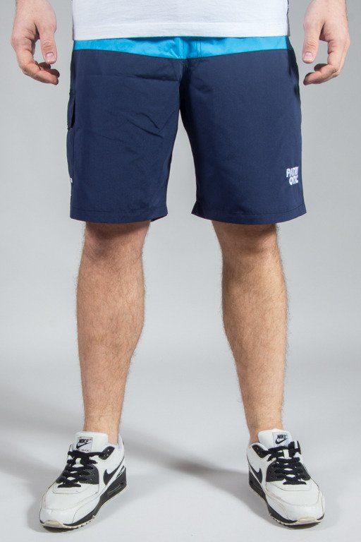 PATRIOTIC SHORTS CLS NAVY