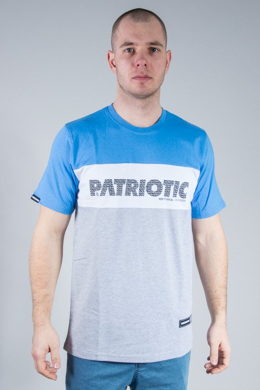PATRIOTIC T-SHIRT FF BOX BLUE