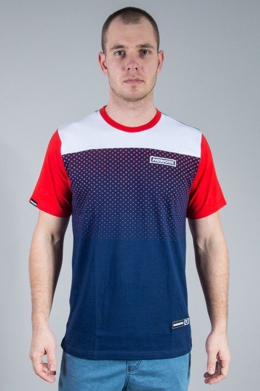 PATRIOTIC T-SHIRT FUTURA FD WHITE-NAVY