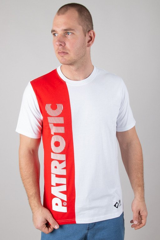 PATRIOTIC T-SHIRT FUTURA SHADE PION WHITE