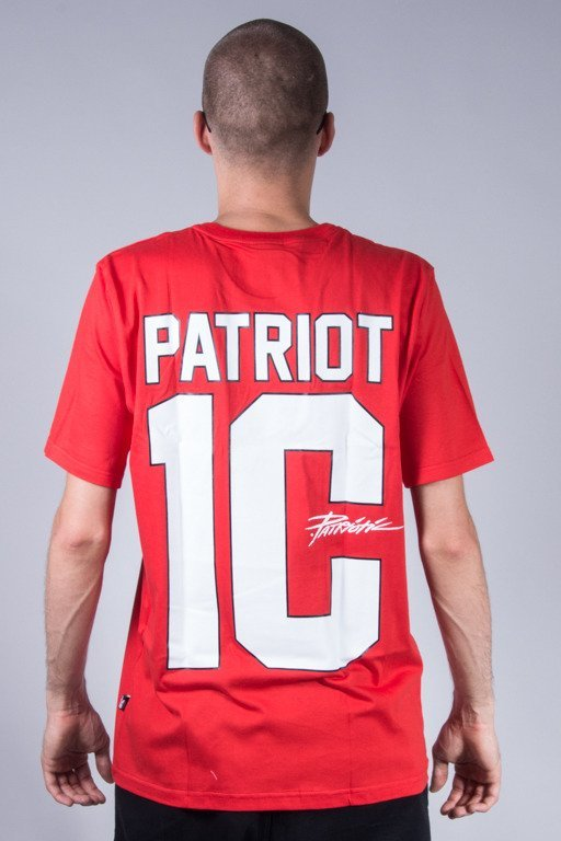 PATRIOTIC T-SHIRT GODŁO TAG RED