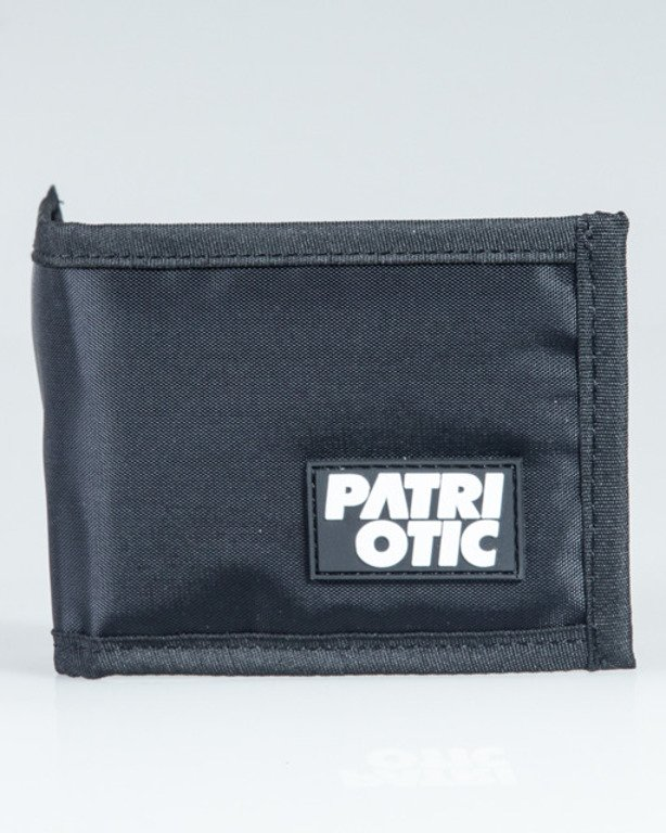 PATRIOTIC WALLET CLS NEW BLACK
