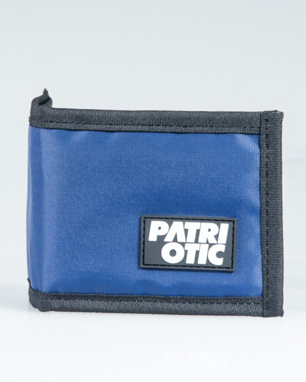 PATRIOTIC WALLET CLS NEW BLUE