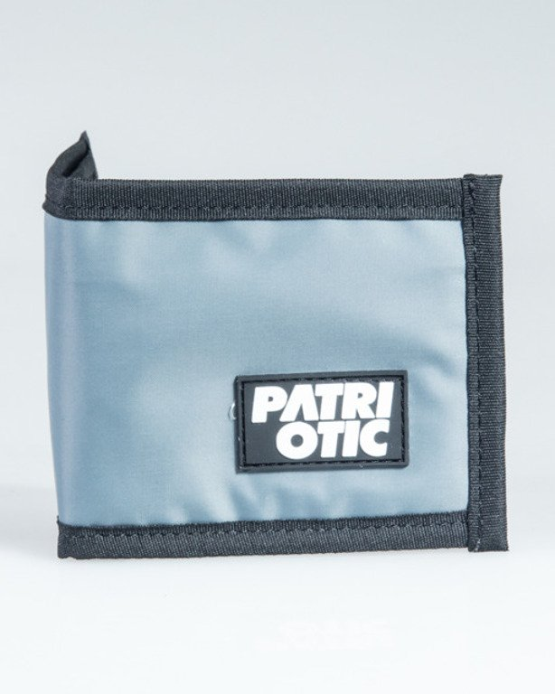 PATRIOTIC WALLET CLS NEW GREY