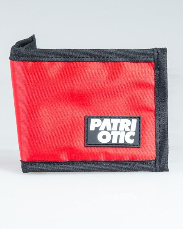 PATRIOTIC WALLET CLS NEW RED