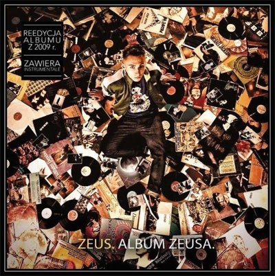 PŁYTA CD ZEUS. ALBUM ZEUSA.
