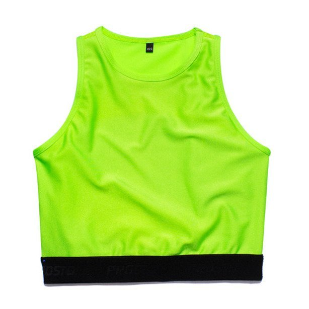 PROSOT TOP WOMAN GLOW GREEN