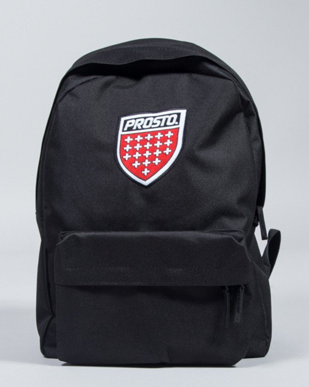 PROSTO BACKPACK BOX BLACK