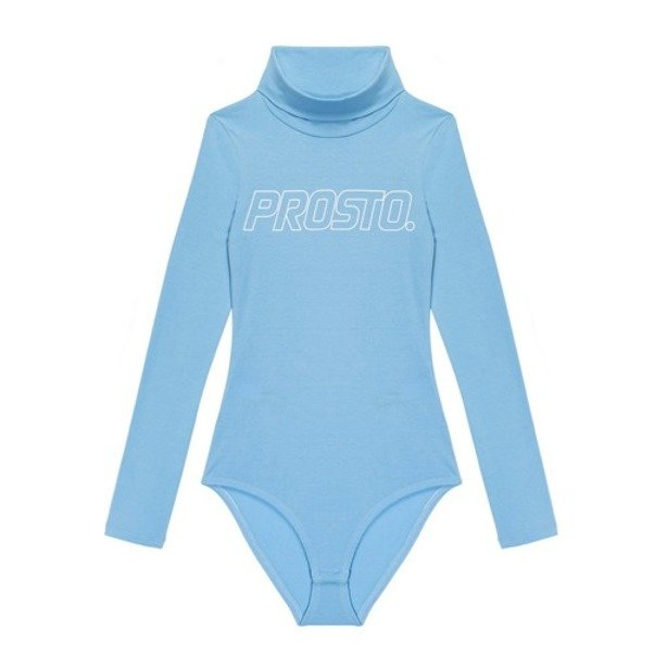 PROSTO BODY WOMAN GOOSEFLESH BLUE