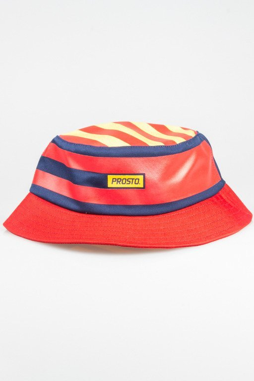 PROSTO BUCKET HAT ELEGANCE STRIPES NAVY