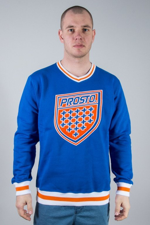 PROSTO CREWNECK ANDREWS BLUE