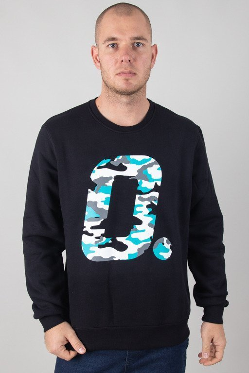 PROSTO CREWNECK OMASH BLACK