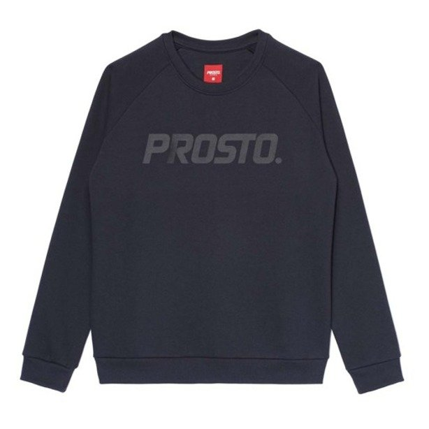 PROSTO CREWNECK WOMAN SHADOW NAVY