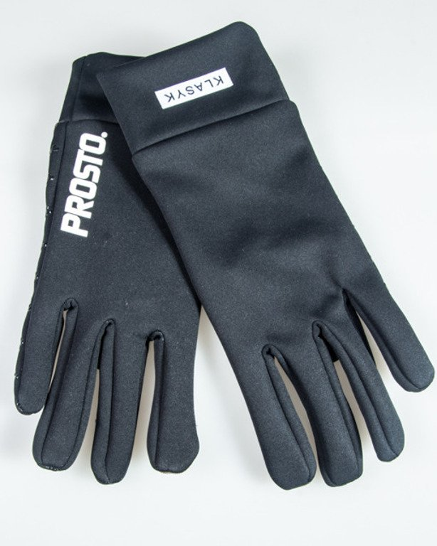 PROSTO GLOVES TWOSIDES BLACK