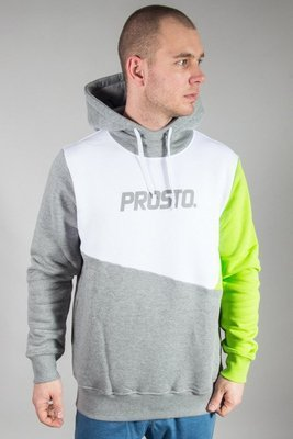 PROSTO HOODIE FINDING GREY