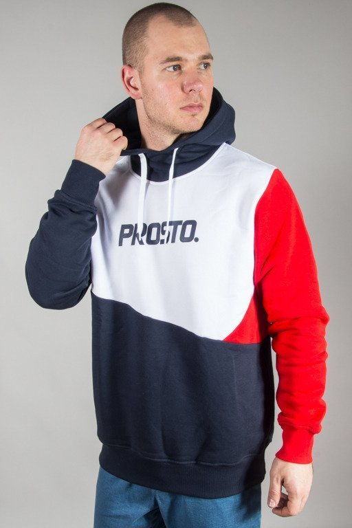 PROSTO HOODIE FINDING NAVY