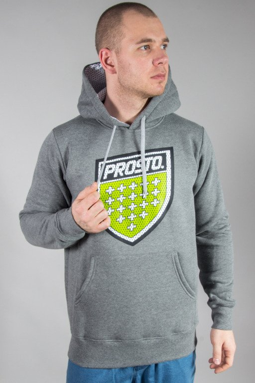 PROSTO HOODIE SURROUND GREY