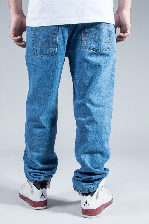 PROSTO JEANS FLAVOUR BAGGY LIGHT