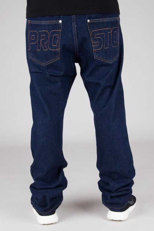 PROSTO JEANS REGULAR DARK