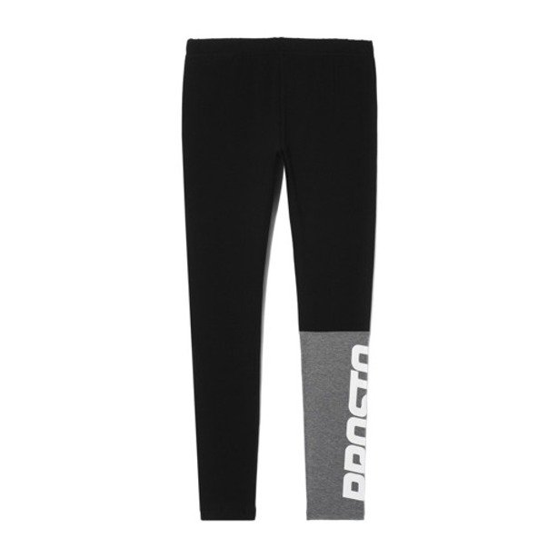 PROSTO LEGGINSY WOMAN GROOVE BLACK
