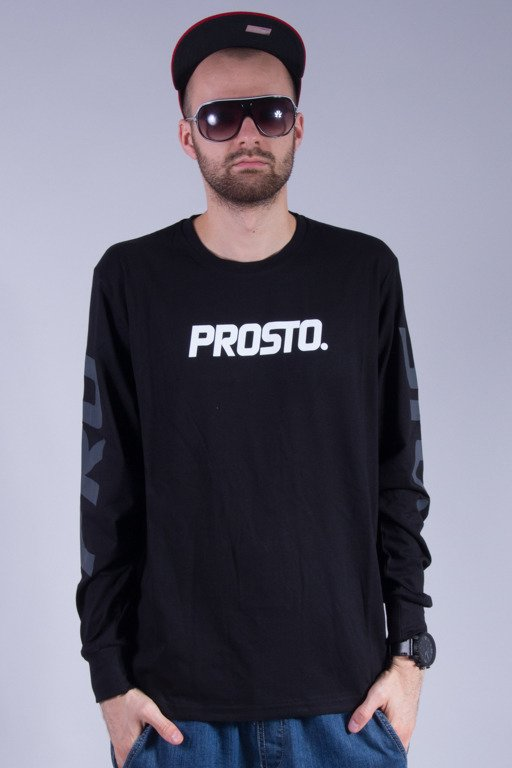 PROSTO LONGSLEEVE BELONG BLACK