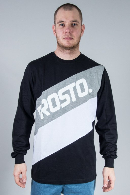 PROSTO LONGSLEEVE CALF CANT BLACK