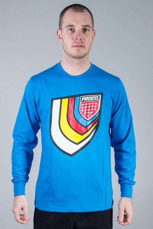 PROSTO LONGSLEEVE DIMENSION BLUE