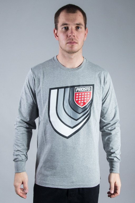 PROSTO LONGSLEEVE DIMENSION GREY