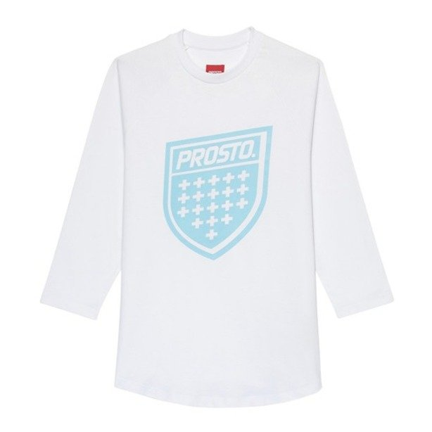 PROSTO LONGSLEEVE WOMAN ICESHIELD WHITE