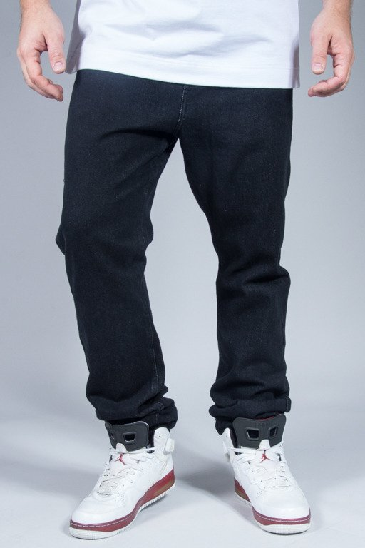 PROSTO PANTS JEANS SLAVIC BLACK