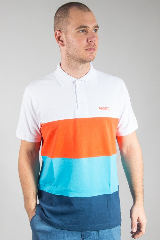 PROSTO POLO BARREL WHITE