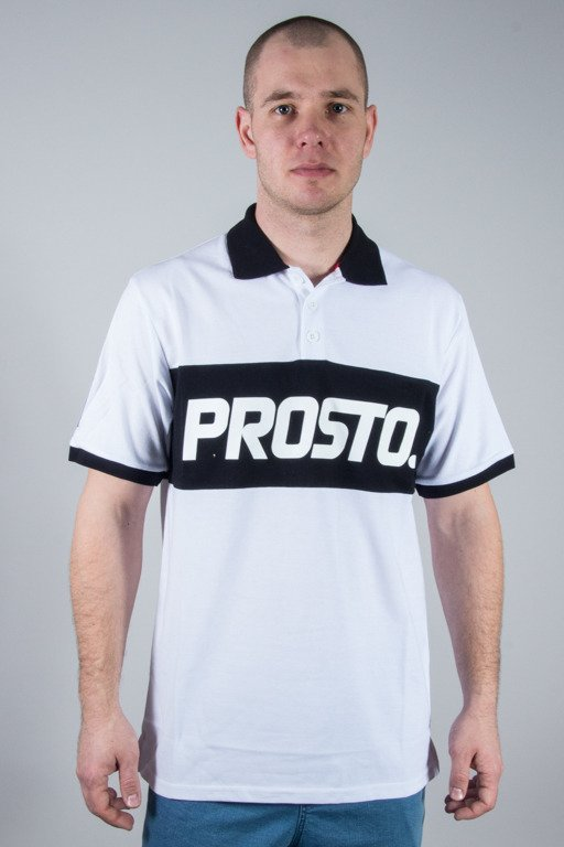 PROSTO POLO TUMMY WHITE