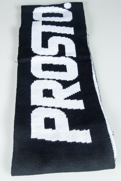 PROSTO SCARF DECENTLY BLACK