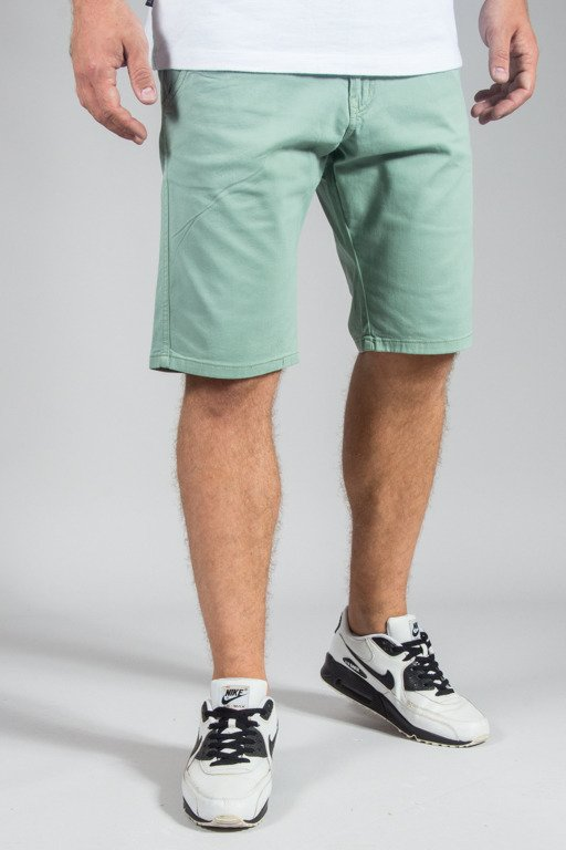 PROSTO SHORTS CHINO ACID GREEN