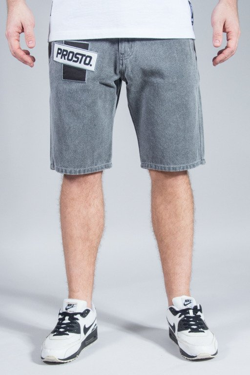 PROSTO SHORTS CHINO CONTACT GREY