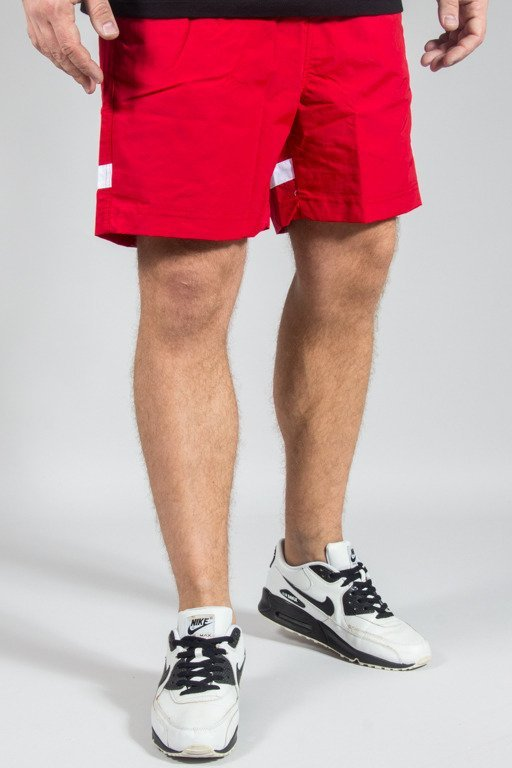 PROSTO SHORTS OUTWARD RED