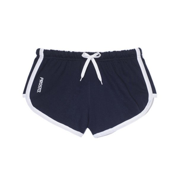 PROSTO SHORTS WOMAN EASY NAVY