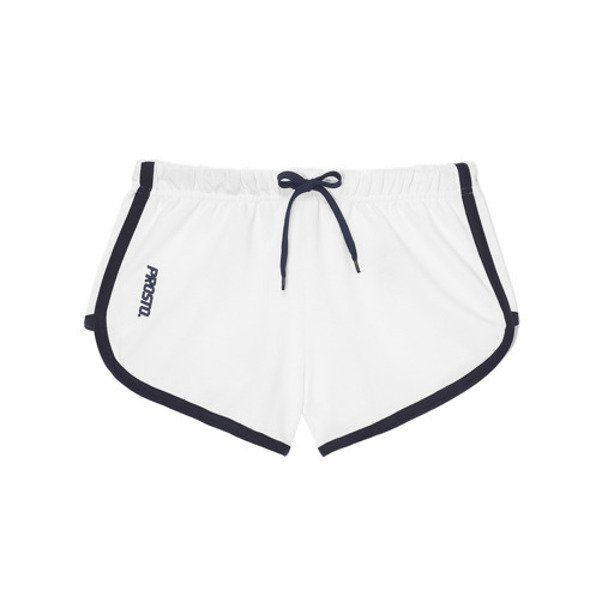 PROSTO SHORTS WOMAN EASY WHITE