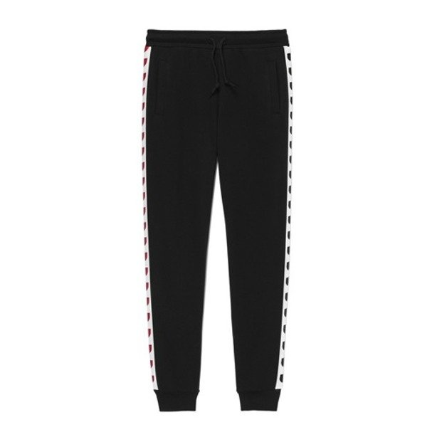 PROSTO SWEATPANST WOMAN BRAW BLACK