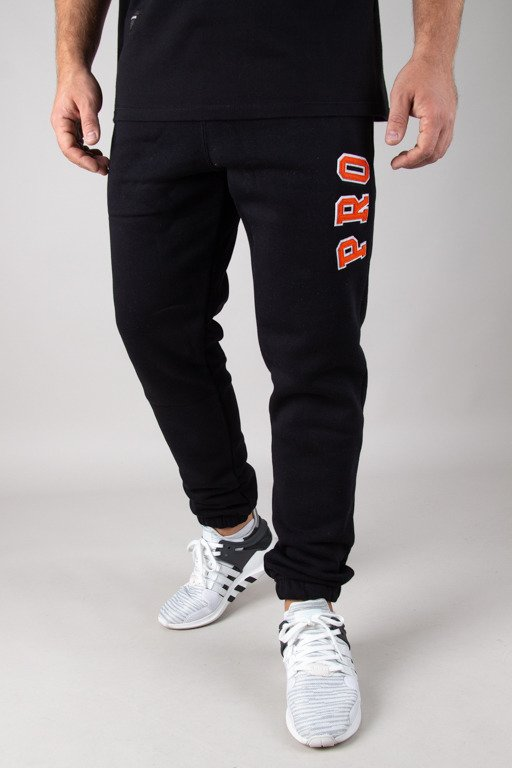 PROSTO SWEATPANTS PLAY BLACK