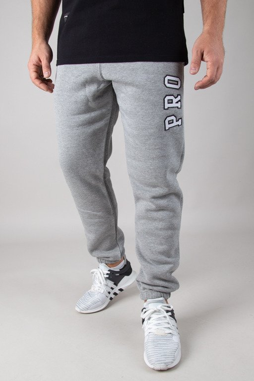 PROSTO SWEATPANTS PLAY GREY