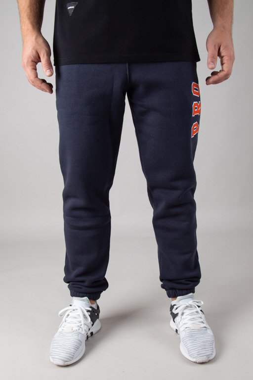 PROSTO SWEATPANTS PLAY NAVY