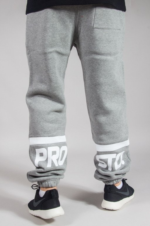 PROSTO SWEATPANTS VIGOR GREY