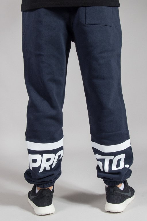 PROSTO SWEATPANTS VIGOR NAVY